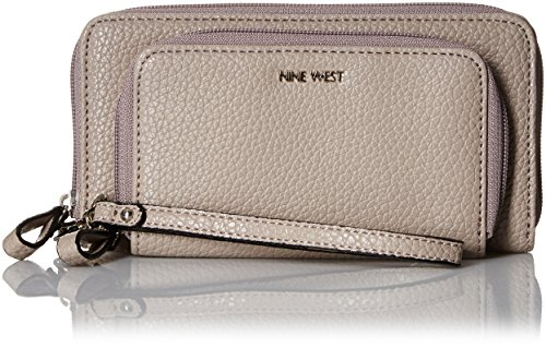 Nine West Table Treasures Duo Zip Wristlet