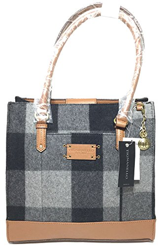 Tignanello Lexington Tote Grey Multi T65922