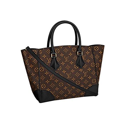 Authentic Louis Vuitton Monogram Canvas Phenix MM Bag Handbag Article: M41542 Made in France