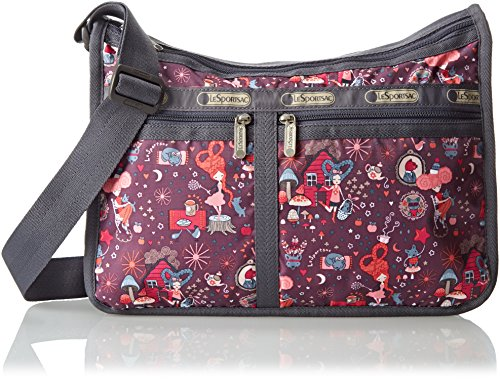 LeSportsac Deluxe Everyday Handbag,Fable,One Size