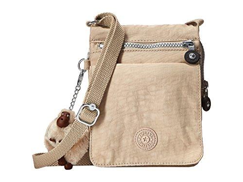 Kipling Eldorado Small Crossbody Bag Sandcastle Cross Body Handbags