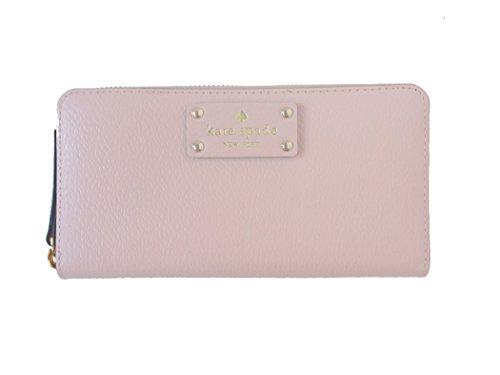 Kate Spade Wellesley Neda Clutch Wallet WLRU1153 Posy Pink