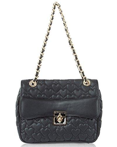 Betsey Johnson Always Be Mine Shoulder Bag