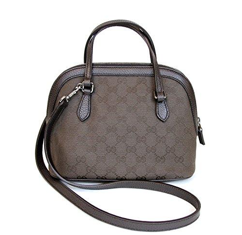 Gucci Gg Convertible Crossbody Mini Dome Purse 341504