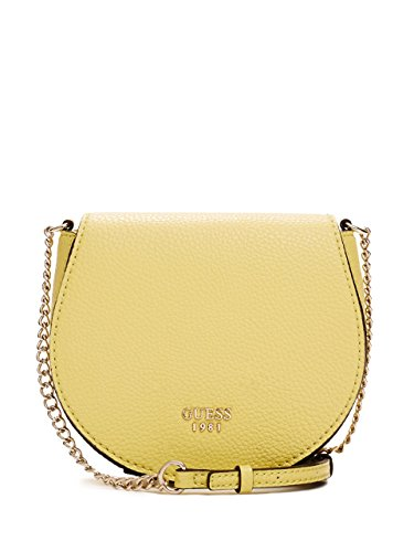 GUESS Cate Saddle Cross-Body