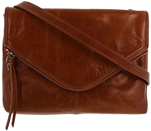 Hobo Vintage Leather Adelle Crossbody – Henna