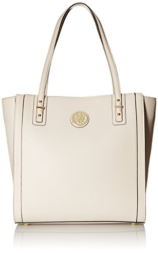 Anne Klein Front Runner Tote Bag, Sugar, One Size