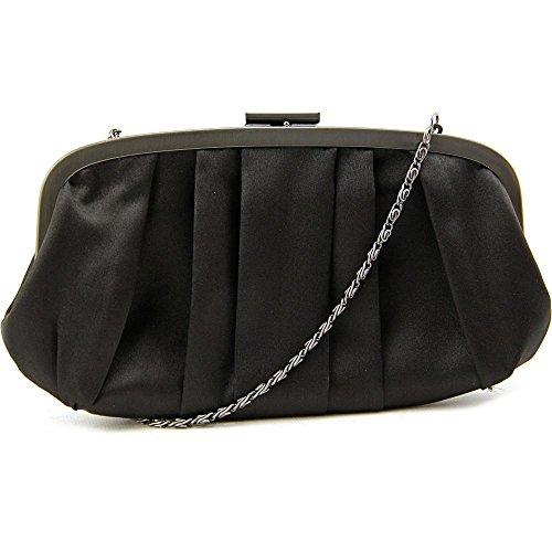 La Regale Petite Modern Pouch Evening Bag
