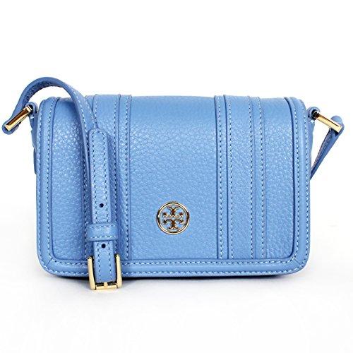 Tory Burch Mini Crossbody Bag Blue Dusk