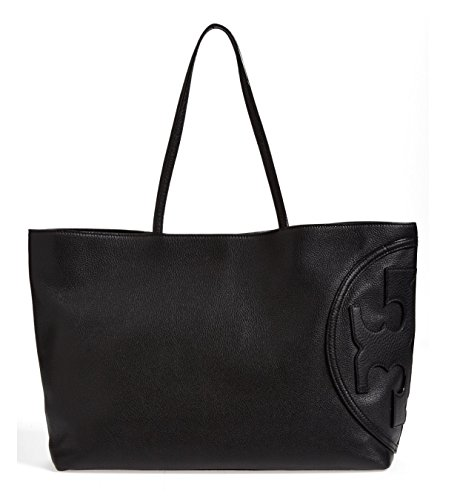 Tory Burch All T East-West Tote Large Bag, Black