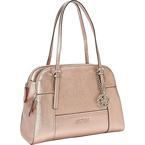 Guess Rose Gold Tote Bag Handbag Purse