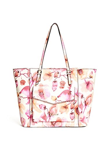 GUESS Women's Lakeview Floral Tote