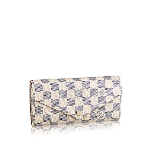 Louis Vuitton Damier Azur Canvas Josephine Wallet N63545