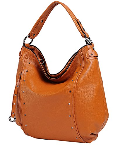SAIERLONG New Womens Cowhide Handbags Shoulder Bags