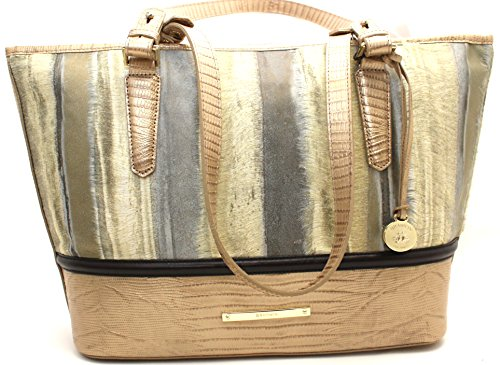Brahmin Medium Asher Gold 00026 Leather