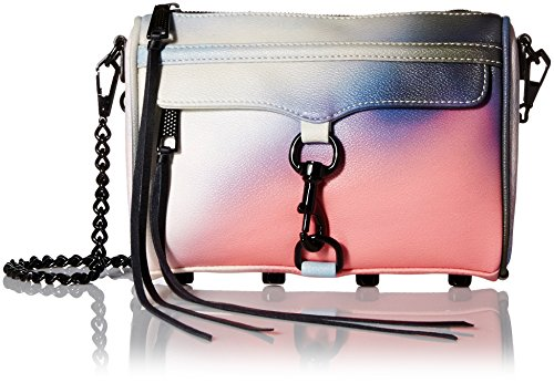 Rebecca Minkoff Mini Mac Cross Body, Graffiti Print, One Size