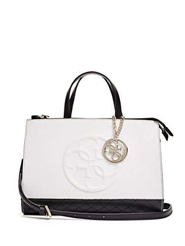 GUESS Korry Color-Blocked Status Satchel