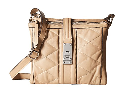 Jessica Simpson Women's Vivian Crossbody Sand Cross Body