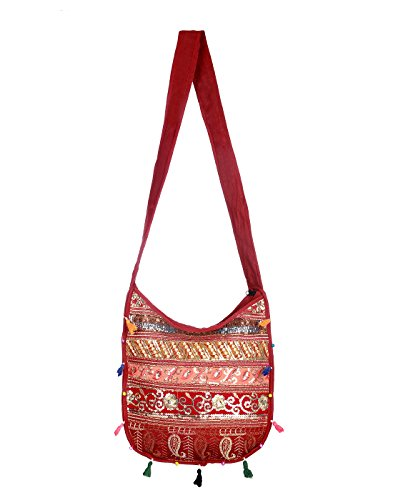 Handmade Evenings bags Sequins With Patch Work Shoulder Bags Hand Bags