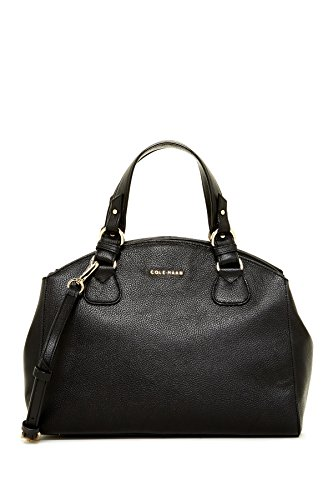 Cole Haan Seneca Dome Large Satchel, Black