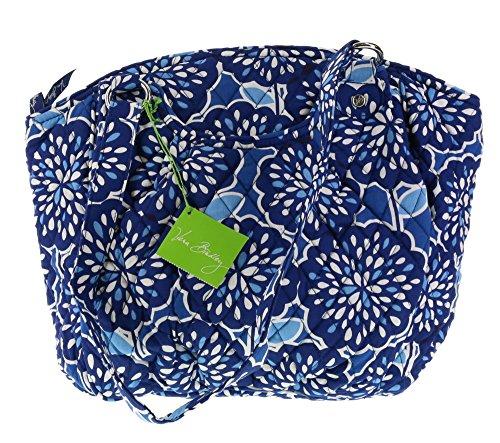 Vera Bradley Glenna Shoulder Handbag in Petal Splash