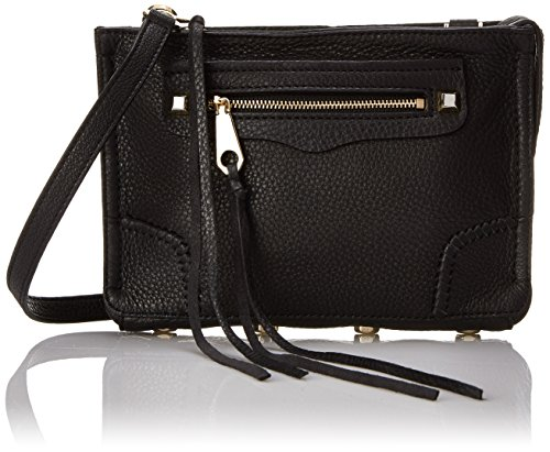 Rebecca Minkoff Regan Cross Body Bag, Black, One Size