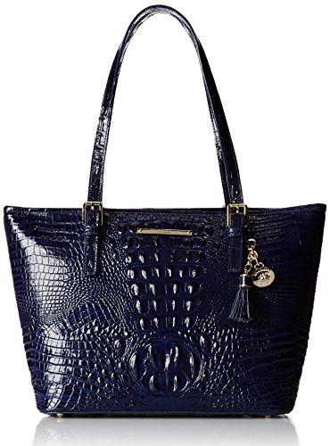 Brahmin Medium Asher Shoulder Bag, Ink, One Size