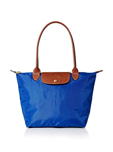 Longchamp Women's Le Pliage Neo Sac Shopping Shoulder Bag, Navy