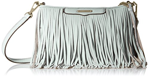 Rebecca Minkoff Finn Cross Body, Pale Sage, One Size