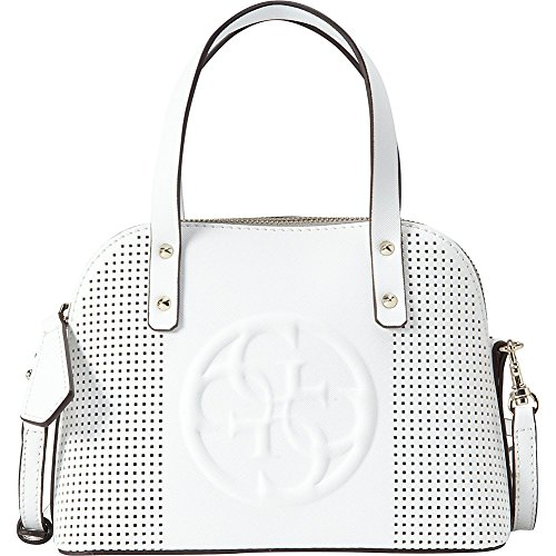 GUESS Korry Perforated Mini Satchel