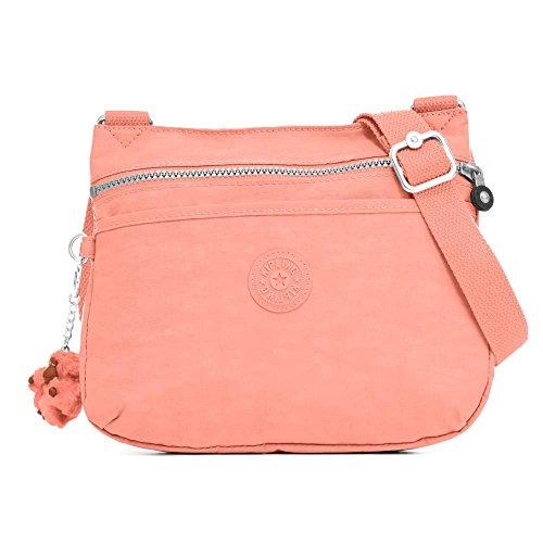 Kipling Women's Emmylou Crossbody Bag One Size Pink Sherbet
