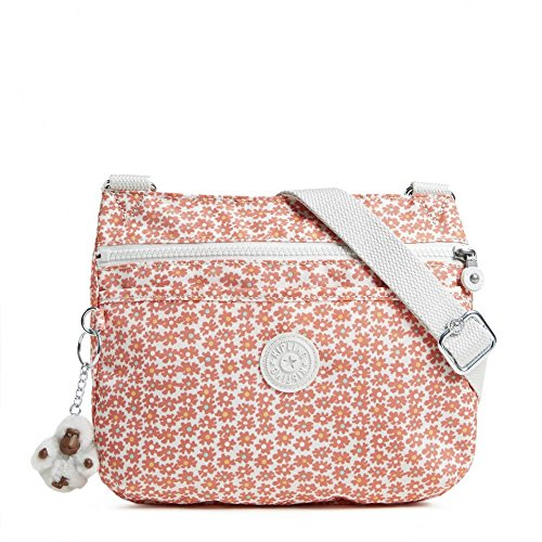 Kipling Women's Emmylou Printed Crossbody Bag One Size Poppy Spray