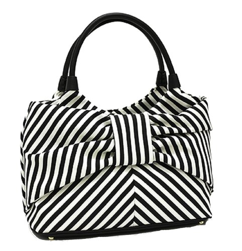 Kate Spade Seaside Stripe Sutton Handbag PXRU4679