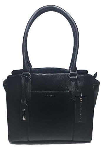 Tignanello The Only One Item Satchel Black T60405A