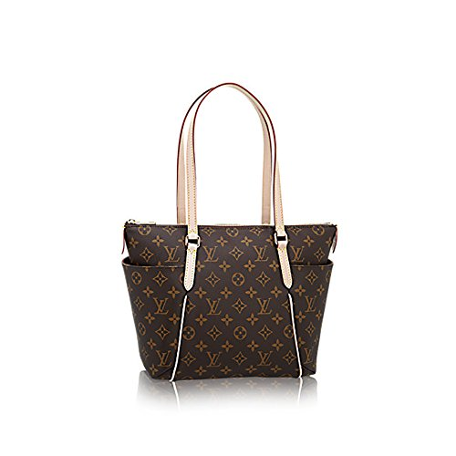 Authentic Louis Vuitton Monogram Canvas Totally PM Shoulder Bag Handbag Article: M41016 Made in France