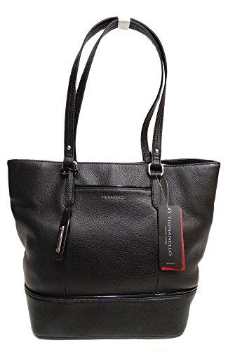 Tignanello Bowery Convertible Shopper Black T61315A