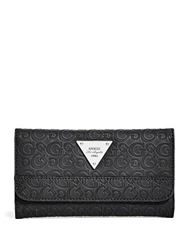 GUESS Women's Swoon Logo Slim Wallet
