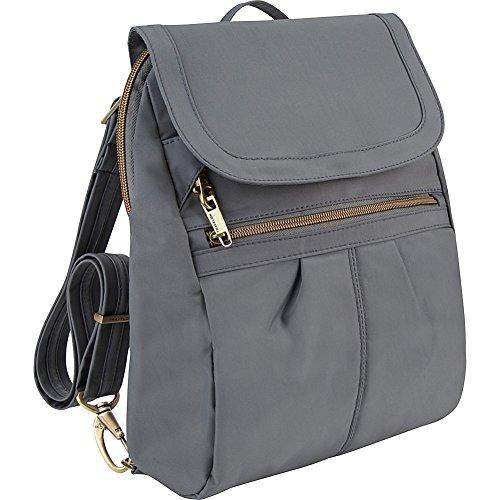 Travelon Anti-theft Signature Slim 3 Piece Multipurpose Backpack
