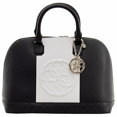 GUESS Korry Color-Blocked Dome Satchel