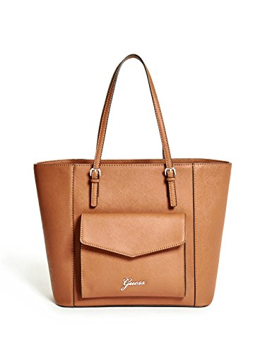 GUESS Women's Lakeview Saffiano Tote