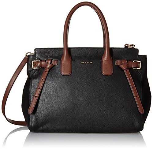 Cole Haan Emery Small Satchel Convertible Top Handle Bag