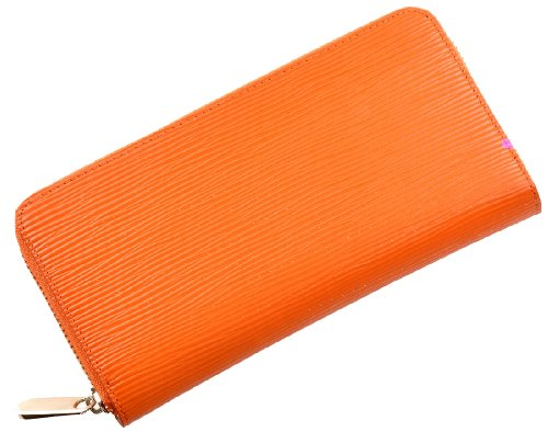 Heshe Fashion Leather Women Clutch Purse Handbag Long Wallet in Summer