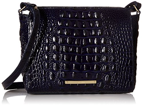 Brahmin Carrie Cross Body, Ink, One Size