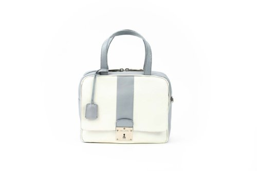 Marc Jacobs Domino in Ivory/Grey