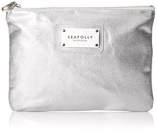 Seafolly Women's Carried Away All That Glitters Clutch Bag