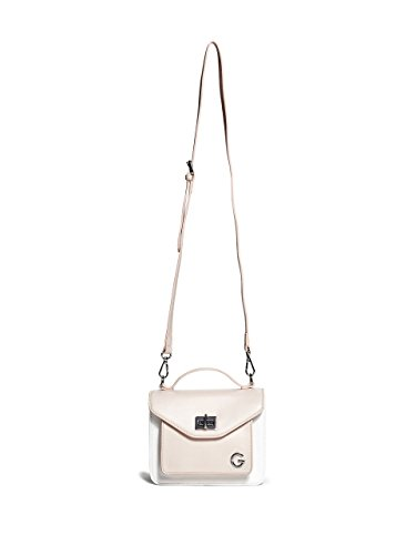 G by GUESS Women's Corden Color-Blocked Mini Satchel