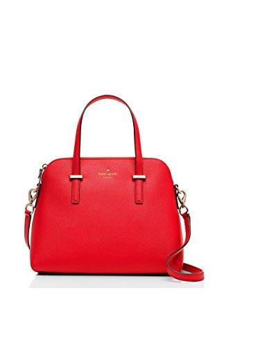 Kate Spade Cedar Street Maise crossbody handbag Cherry Liquer