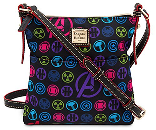 Disney Marvel Avengers Dooney & Bourke Letter Carrier – Crossbody Bag Purse