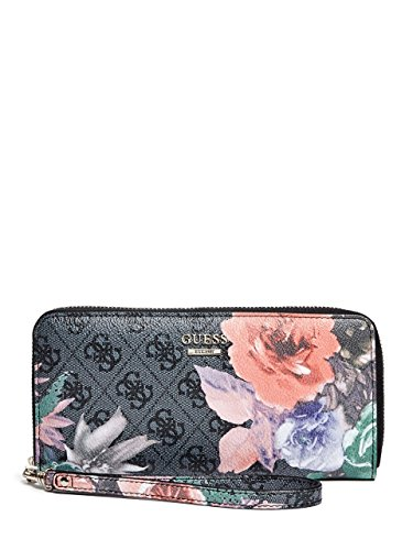GUESS Linea Zip-Around Clutch