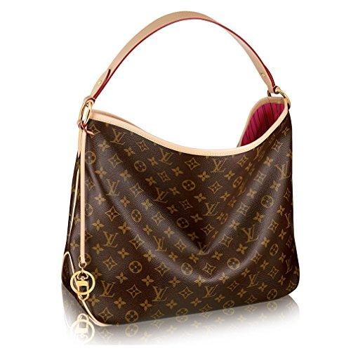 Authentic Louis Vuitton Monogram Delightful MM Handbag Article: M50156 Made in France
